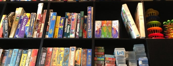 Settlers Cafe is one of Board Game Cafes.