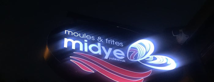 Midye7 is one of Bodrum.