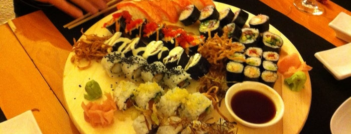 Sushibo is one of Barcelona | Food & Drinks.