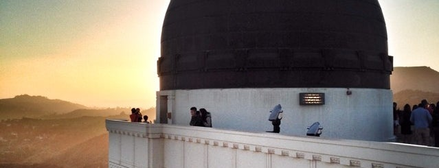 Griffith Observatory is one of #myhints4LosAngeles.