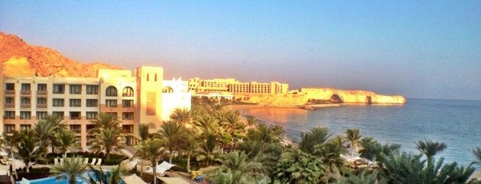 Shangri-La Al Waha Hotel is one of Lugares favoritos de Samir.