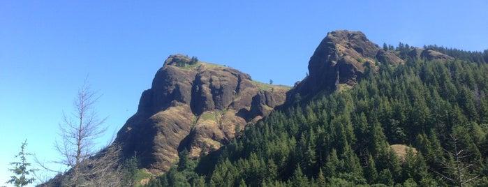 Saddle Mountain is one of Honeymoon.