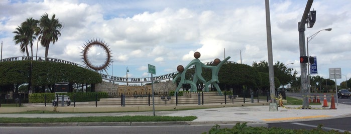 Fair Expo Center is one of Miami, Florida.