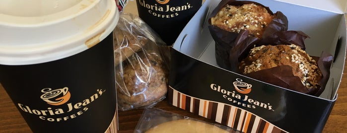 Gloria Jean's Coffees is one of Yulaさんのお気に入りスポット.
