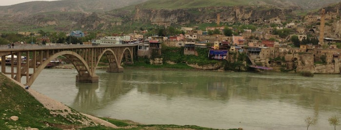 Hasankeyf Kalesi is one of Lieux qui ont plu à Oral.