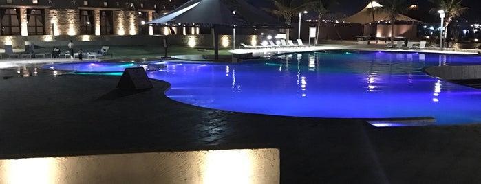 Golden Tulip Resort-Sharma is one of Orte, die Cha gefallen.