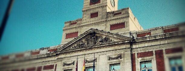 Madri is one of Capitales de provincia.