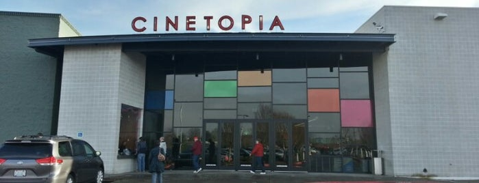 Cinetopia is one of Noland 님이 좋아한 장소.