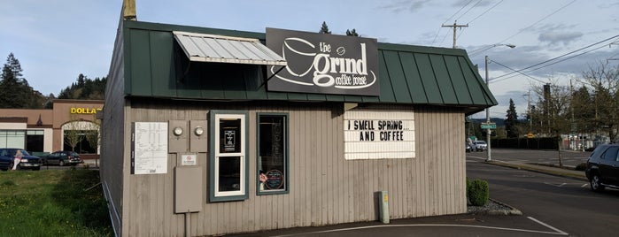 The Grind is one of Dennis's Liked Places.