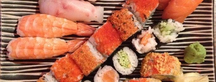 SushiCo is one of * GİDİYORUZ :)).