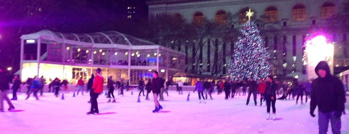 Bank of America Winter Village at Bryant Park is one of nyc.