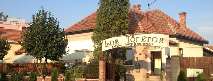 Los Toreros is one of Tempat yang Disukai Radu.