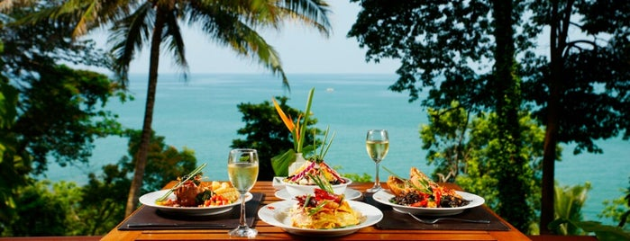 Baan Krating Khao Lak Resort Phang Nga is one of Karinaさんのお気に入りスポット.