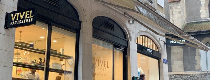 Vivel Patisserie is one of Geneva.
