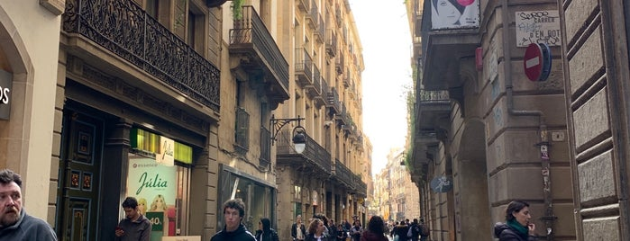 Carrer de la Portaferrissa is one of BCN Attractions.