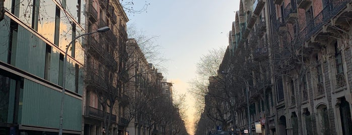 Carrer de Mallorca is one of Barcelona.