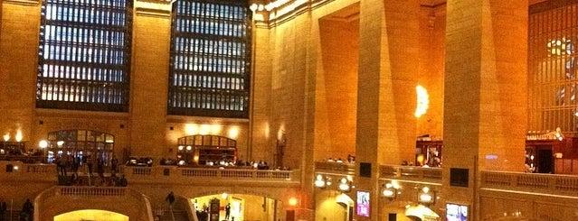 グランドセントラル駅 is one of Best of New York (Manhattan + Brooklyn).