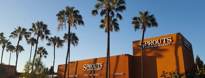 Sprouts Farmers Market is one of Leonardoさんのお気に入りスポット.