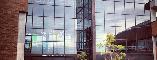 Douglas College (New Westminster Campus) is one of Zsófi's Liked Places.