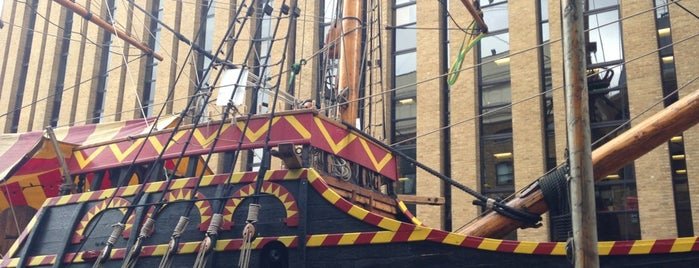 The Golden Hinde is one of London - All you need to see!.