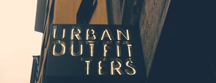 Urban Outfitters is one of Cologne.