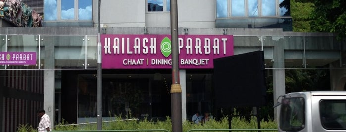 Kailash Parbat is one of Indian to Try (Singapore).