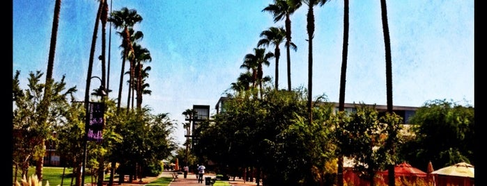 Grand Canyon University is one of Phoenix to-do list.