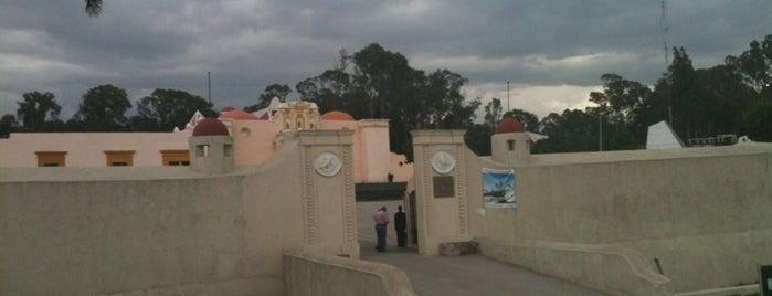 Fuerte de Loreto is one of Para el desestrés en Puebla.