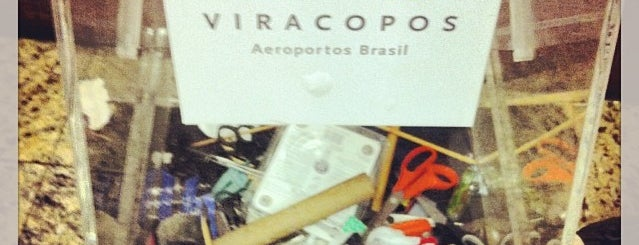 Aeroporto Internacional de Campinas / Viracopos (VCP) is one of Tubaさんのお気に入りスポット.