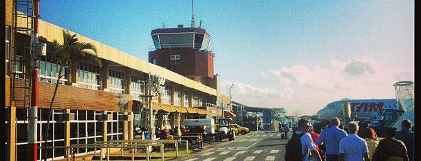 Aeroporto Internacional de Navegantes / Ministro Victor Konder (NVT) is one of Lieux qui ont plu à Tuba.