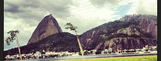 Morro da Urca is one of Lieux qui ont plu à Tuba.