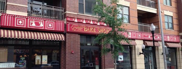Carlo's Bakery is one of Leandro 님이 좋아한 장소.