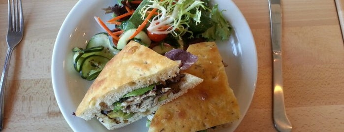 The Plant: Organic Cafe is one of Marin County's Best.