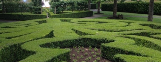 The Enchanted Maze Garden is one of Visit Victoria.