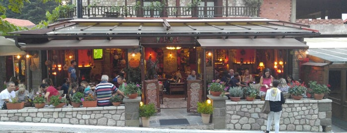 Δίστρατο is one of coffee/bar.