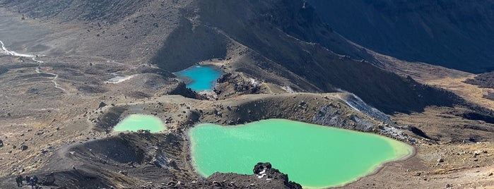 Tongariro Alpine Crossing is one of Marcさんのお気に入りスポット.