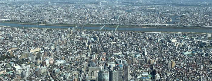 Tokyo Skytree Tembo Galleria is one of Marc 님이 좋아한 장소.