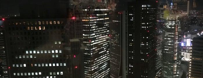 東京都庁 北展望室 is one of Marcさんのお気に入りスポット.