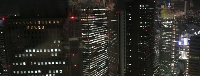 North Observatory, Tokyo Metropolitan Government Building is one of Marc 님이 좋아한 장소.