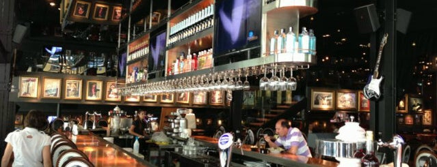 Rock & Feller's is one of Rosario.