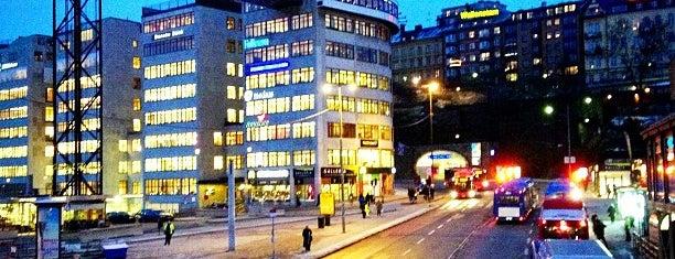 Gondolen is one of Stockholm.