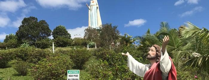 Santuário Nossa Senhora de Fátima is one of MZ🌸さんのお気に入りスポット.