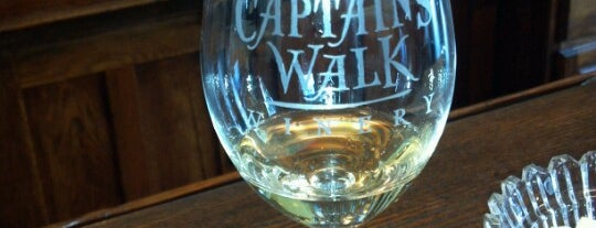Captains Walk Winery is one of The Best of Green Bay.