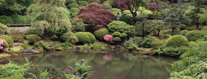 Portland Japanese Garden is one of #adventurePDX.