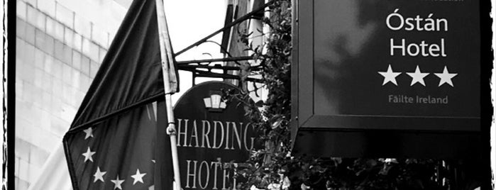 The Harding Hotel is one of Éire (Ireland) and Northern Ireland bar/pub.