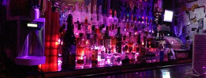 Little Miss Whiskey's Golden Dollar is one of Favorite Bars.