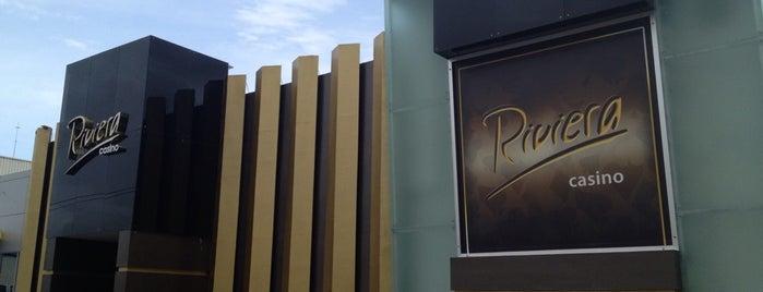 Riviera Casino Manzanillo is one of Lugares favoritos de Robin.
