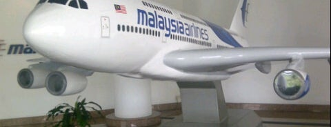 Malaysia Airlines Academy is one of Learning Centers #2.