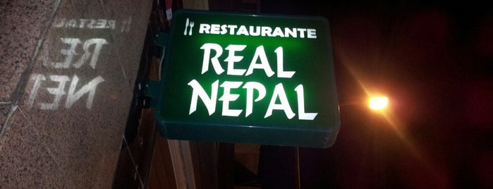 Real Nepal is one of Restaurantes.