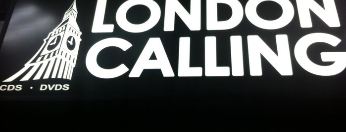 London Calling Discos is one of Record Shops Brazil.